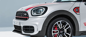 2020 countryman jcw review