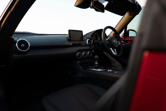 mx5 rf interior