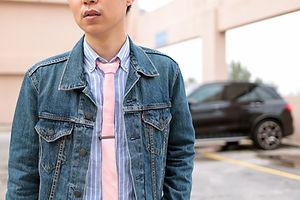 denum jacket style