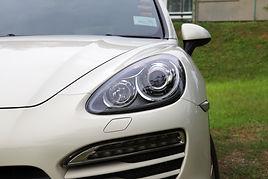 Porsche Cayanne White