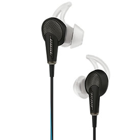 bose qc20 black