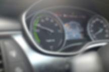 audi a6 hybrid speedo