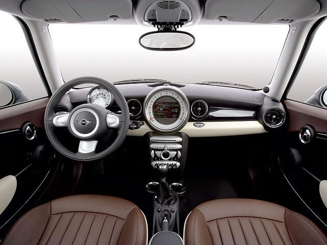 r56 interior