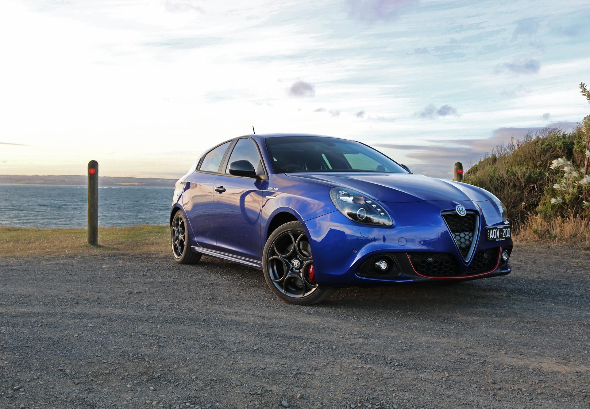The Cwo Alfa Romeo Giulietta Veloce Cars Watches Others