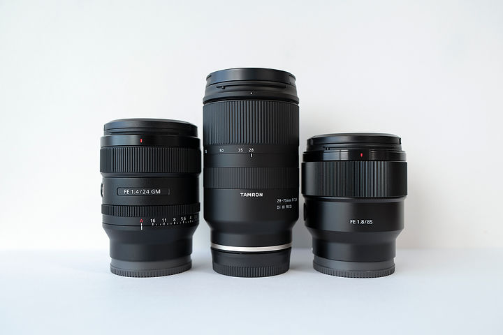 lens to get for sony a7