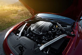 kia stinger engine