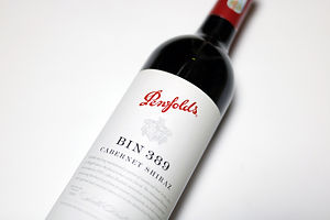 penfolds bin 389 review