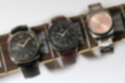 3 watch collection