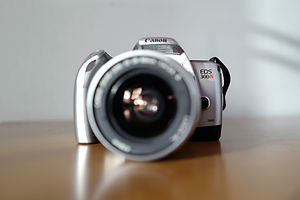 canon 300v review