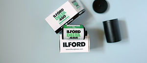 ilford delta 400 review
