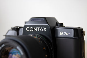 contax 167 mt review