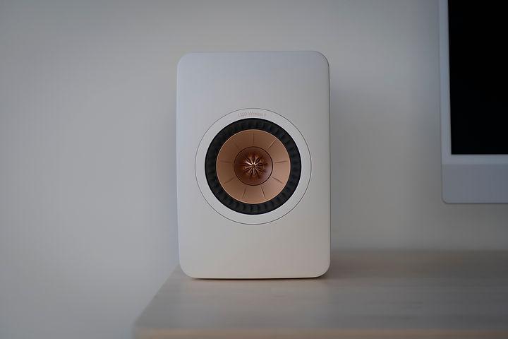kef ls50 wireless ii white
