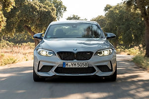 bmw m2c review