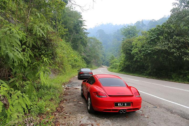 Kuala Klawang Touge