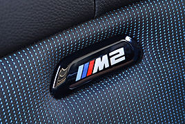bmw m2 competition seat