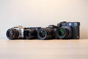 camera lens combination