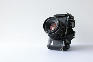 yashica fx3 review