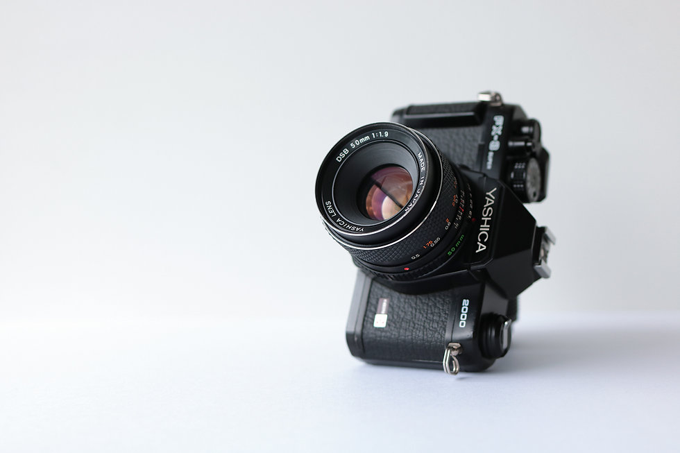 2020 yashica fx3 review