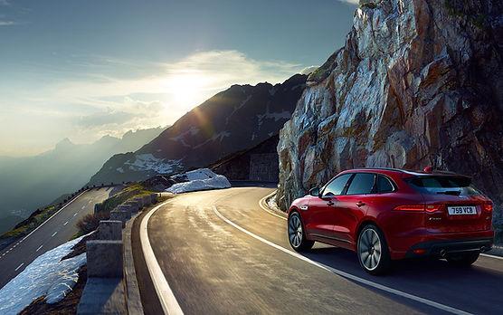jaguar f pace prestige