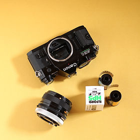 canon ae1 review