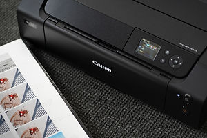 canon pro300 review