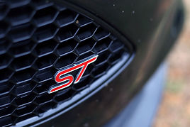 Fiesta ST badge