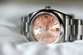 rolex air king review