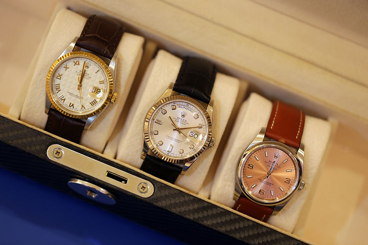 rolex day date review