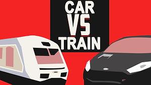 public transport versus car