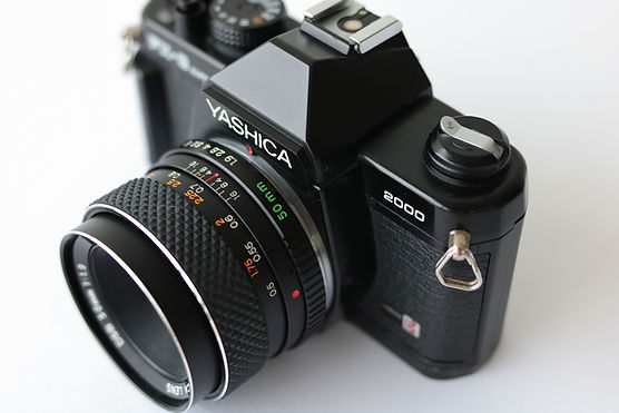 yashica fx3 super 2000 review