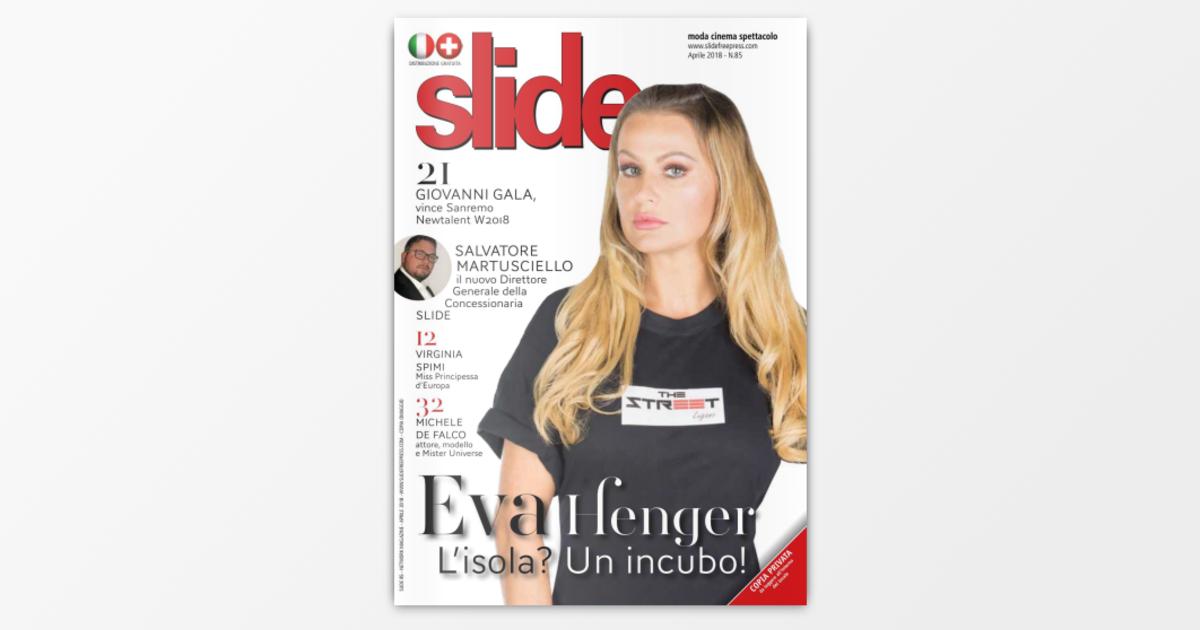 Slide 84 - Aprile 2018