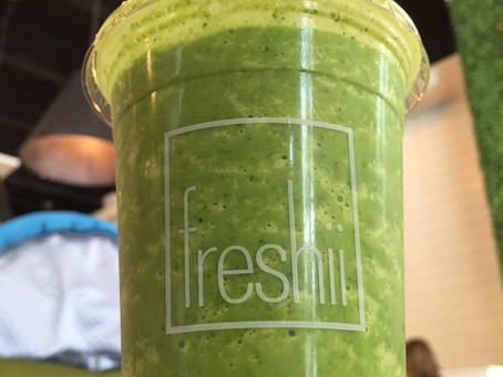"""Keeping It Healthy On The Emerald Coast...Local Juice and """"Smoothie Operators"""""""