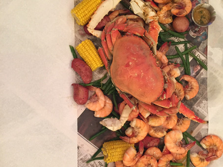 Gulf To Table...Seafood From The Heart of Florida's Emerald Coast