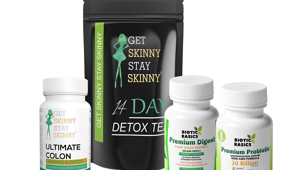 Get Skinny Stay Skinny Gut and Colon Health System