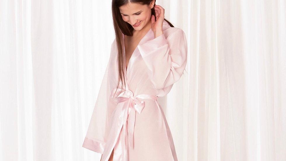 Chiffon Kimono Pink