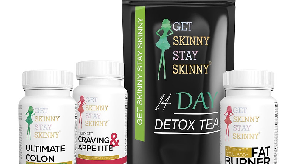 Get Skinny Stay Skinny Detox Weight Loss System