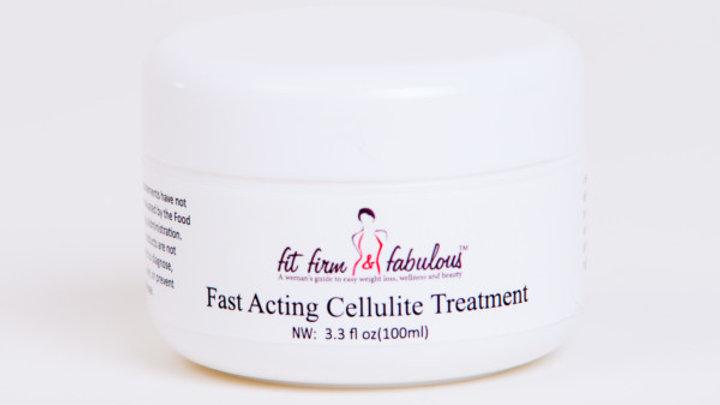 Fast Acting Cellulite Cream