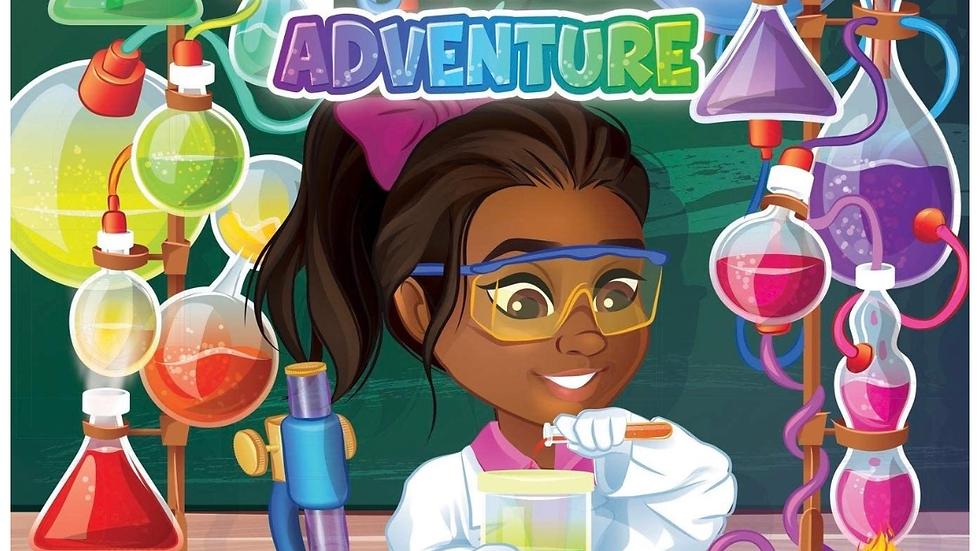Elaine's STEM Adventure