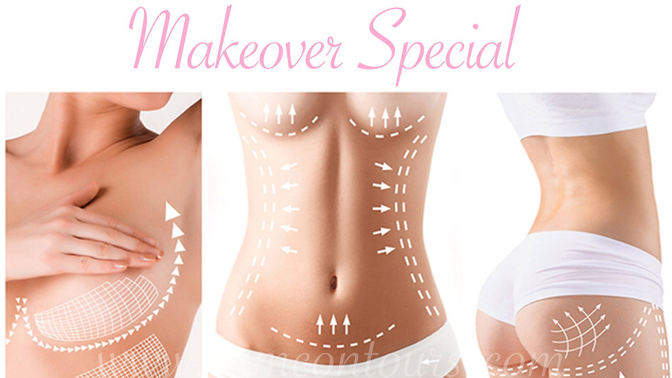 Contours Mother's Day Makeover Special