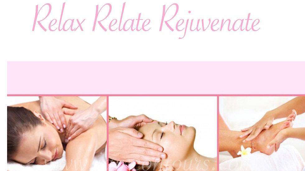 Relax Relate Rejuvenate