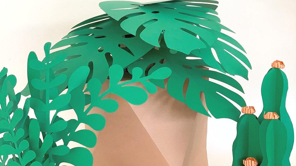 Manhattan Potted Plant & Succulent Set A