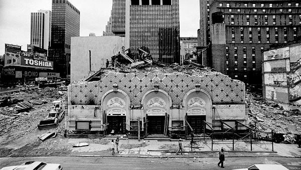 26. Helen Hayes Demolition.JPG