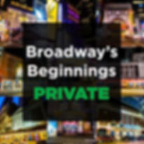 Broadway s Beginnings Private Icon-page-