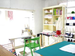 レンタル縫製スタジオ終了のお知らせ