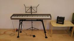 88鍵電子ピアノ(スタジオB)
