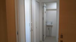 更衣室とトイレ