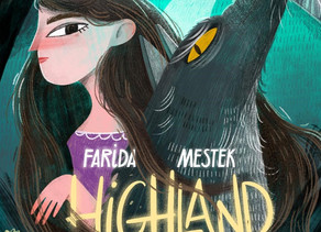 Book Review: Highland Chronicles (Almendra's Quest #1)