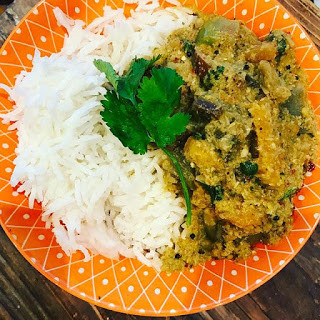 Avial | Coconut Vegetable Gravy | One Pot Meal