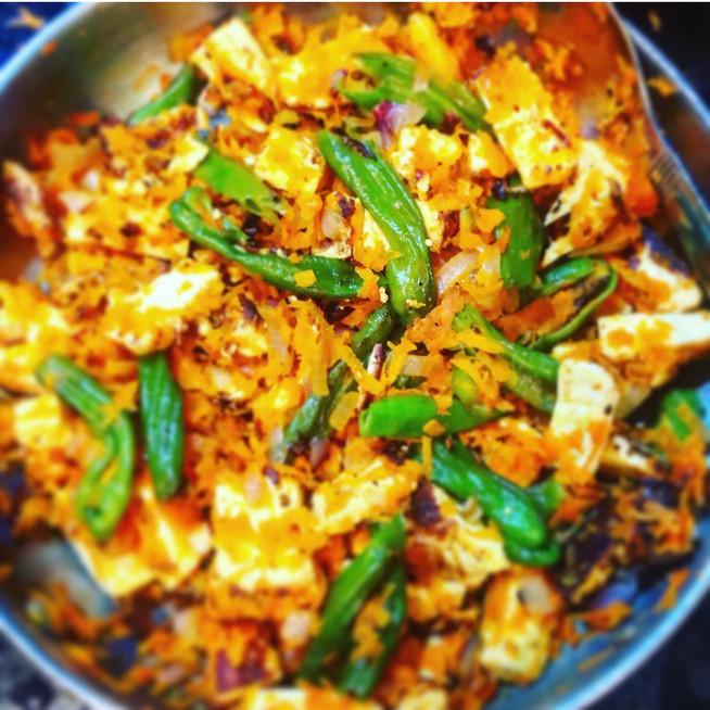 Schezwan Spice Mix -A vegetarian side dish Seasoning Recipe