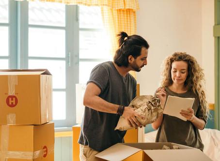 Ako sa zbaliť a pripraviť na sťahovanie